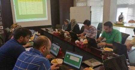 کلاس اکسل پیشرفته-دوره سازمانی