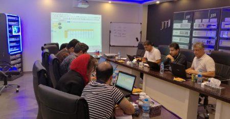 کلاس های سازمانی-اکسل پیشرفته