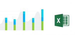 رسم نمودار مقایسه ای در اکسل