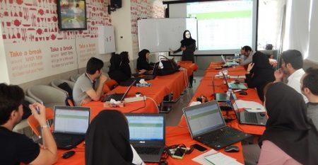 کلاس اکسل پیشرفته شرکت نقش اول کیفیت