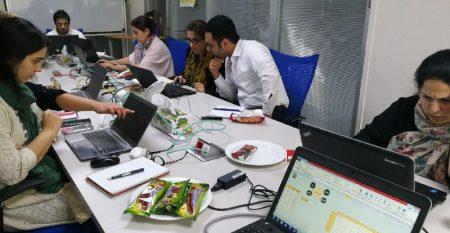 کلاس اکسل پیشرفته-کلاس سازمانی