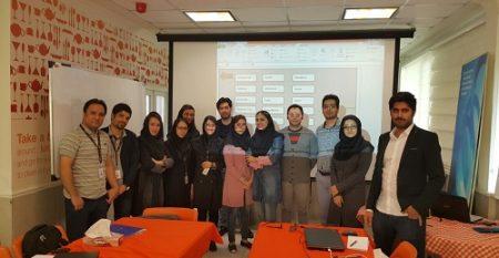کلاس اکسل پیشرفته-شرکت نقش اول کیفیت
