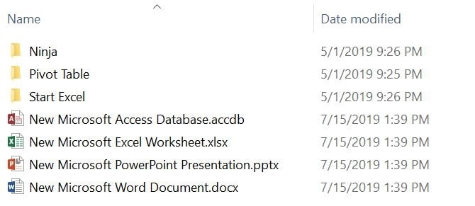 پاورکوئری-تغییر داده های مرجع