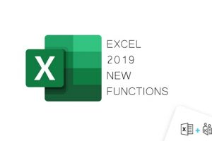 Excel 2019 new functions-cover-min
