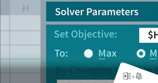 ابزار Solver در اکسل